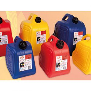 Bidon azul 10lts transporte kerosene Soch SB10 K