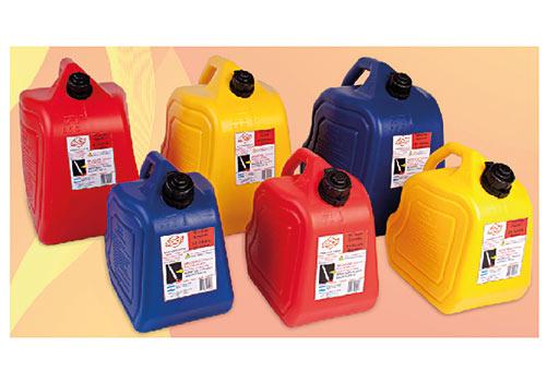 Bidon rojo 25lts transporte gasolina Soch SB25 G