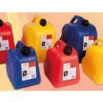 Bidon azul 25lts transporte kerosene Soch SB25 K 1