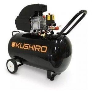 Compresor 100 lts 2.5 hp monof K100-2,5 Kushiro
