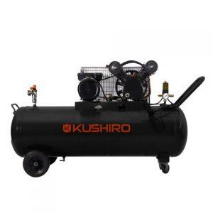 Compresor 100 lts 3 hp monofasico K100-3 Kushiro
