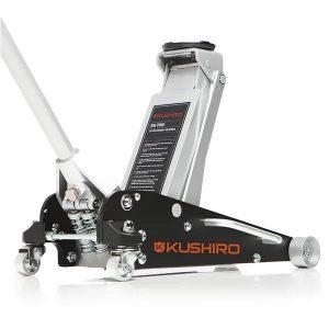 Crique aluminio 1.5tn bajo perf CKA1.5 Kushiro