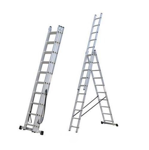 Escalera extensible 3 tramos 9 escal. EEK9 Kushiro