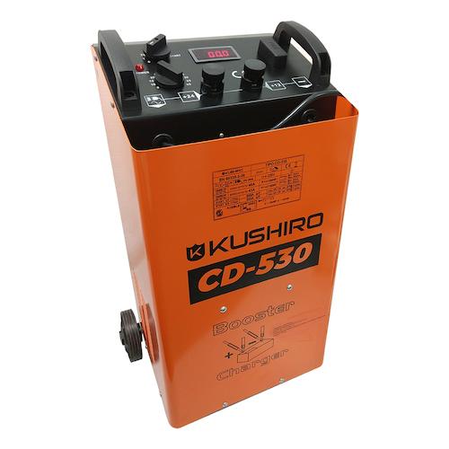 Cargador arrancador 500amp CD530 Kushiro
