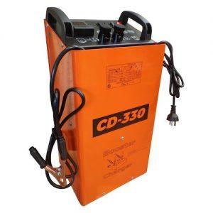 Cargador arrancador 300amp CD330 Kushiro 297857