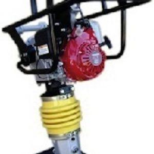 Vibroapisonador 80BH motor Honda GX100 3hp Barovo