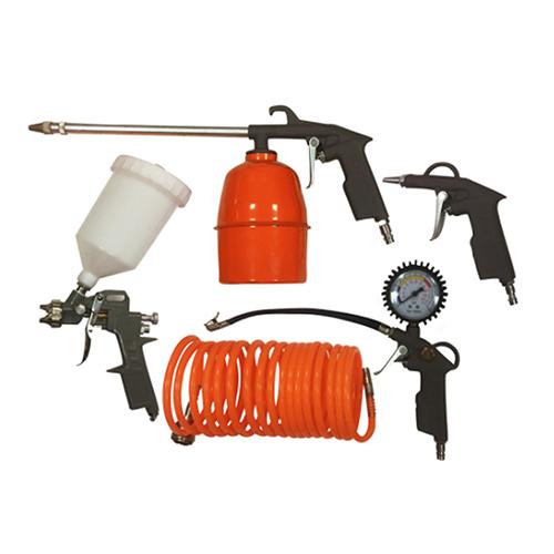 Kit para compresor 5 piezas KITM-5C Miyawa