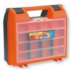 "Caja maletin plastico 14"" para taladro U2056 Udovo"