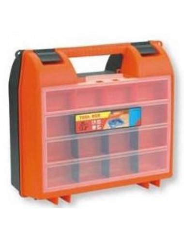 """Caja maletin plast 14"""" para taladro U2056 0297270"""