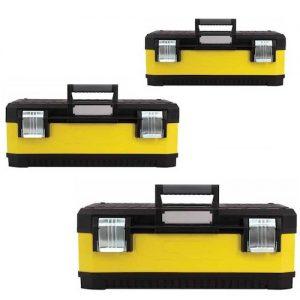 """Set caja herramientas 18,19.5 y 21"""" U5001-3 Udovo"""