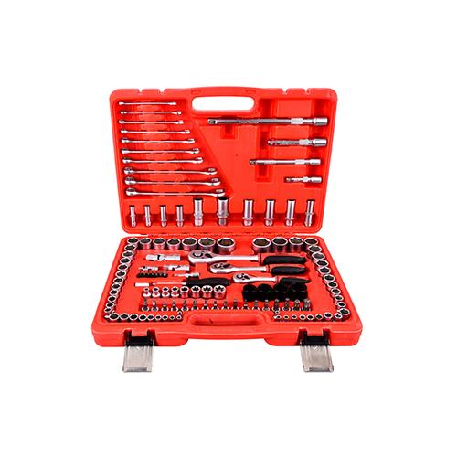 Caja herramientas tubos 120 piezas JU120 Udovo