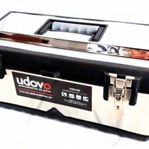 "Caja herramientas acero inox 20"" U20140 Udovo"