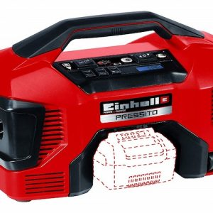 Compresor Pressito power change Einhell