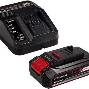 Starter kit cargador/bateria 2.5ah 4512097 Einhell