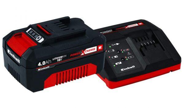 Starter kit cargador/bateria 4.0ah 4512042 Einhell