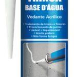 Sellador grietas base agua blanco 400gr Poliplas 1
