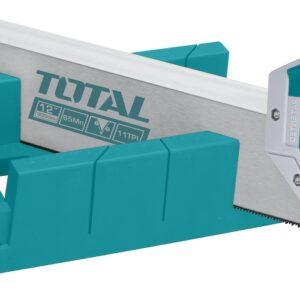 Serrucho costilla 300mm c/ingletadora THT59126 1