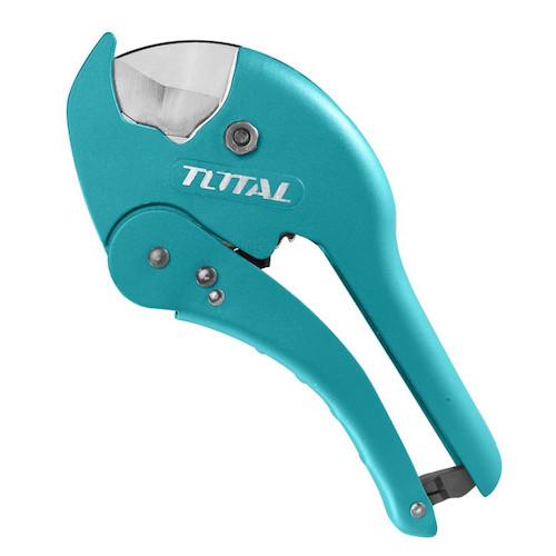 Tijera corta tubo pvc ind 3-42mm THT53422 Total