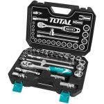 Juego Industrial 25 pz Bocall mm THT121251 Total 1