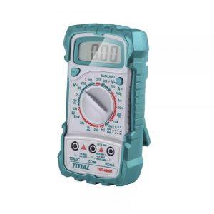 Multimetro digital tester TMT46001 Total