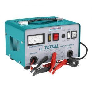 Cargador de baterias 12v/24v TBC1601 Total