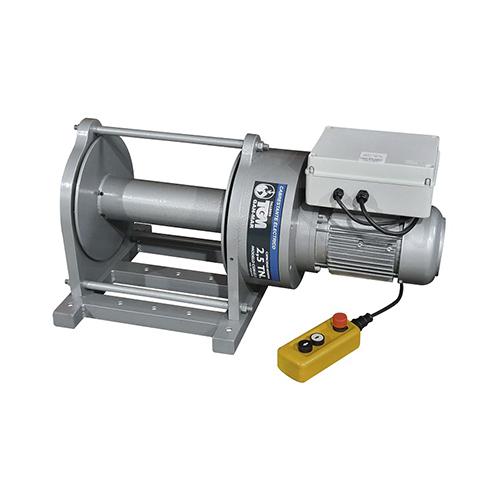 Cabrestante electrico 3/4 Tn monof Gan Mar 0461