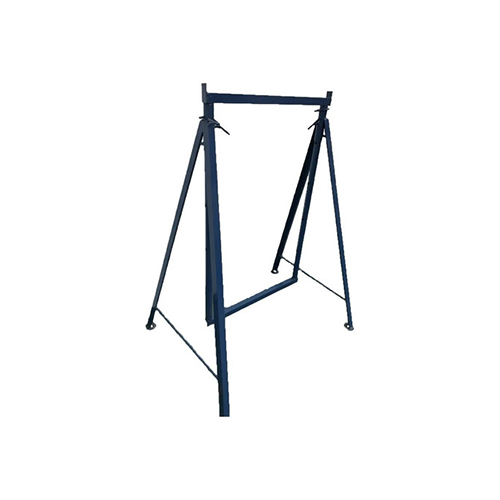 Caballete metalico plegable 2mts azul Mecanobra.