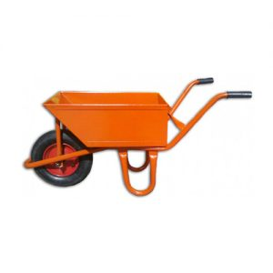 Carretilla especial M-70 naranja Mecanobra.