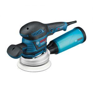 Lijadora excentrica GEX 125-150 Bosch