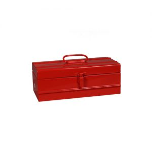 Caja metalica nº 1 sin bandeja 320x150x120 Lara
