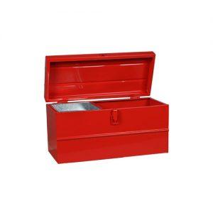Caja metalica nº 5 con bandeja 415x180x215 Lara
