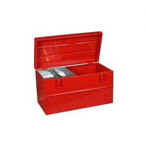 Caja metalica nº 11 con bandeja 450x220x220 Lara