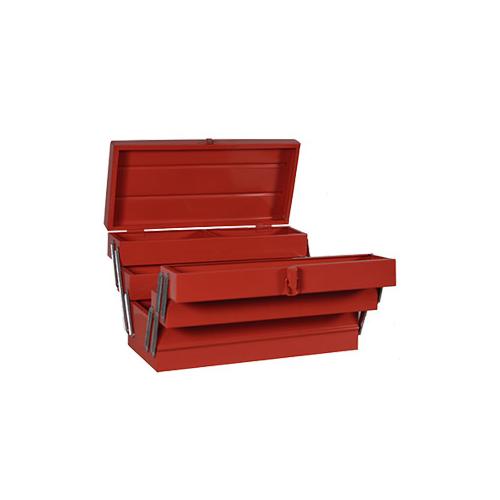Caja metalica nº 26 extensible 4 gav. 430x200x245