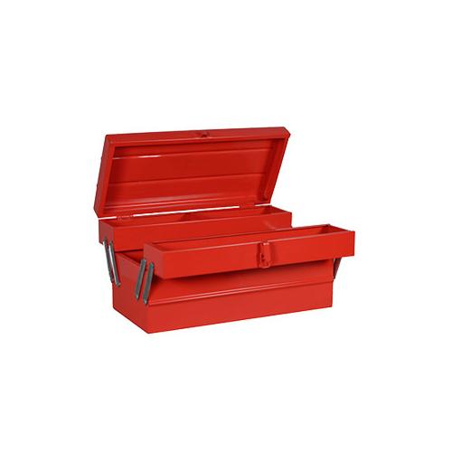 Caja metalica nº 27 extensible 2 gav 430x200x220