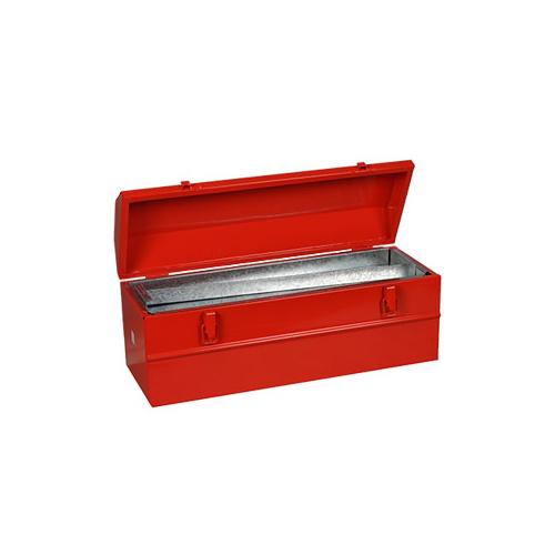 Caja metalica nº 33 c/band en/man caño 490x170x200