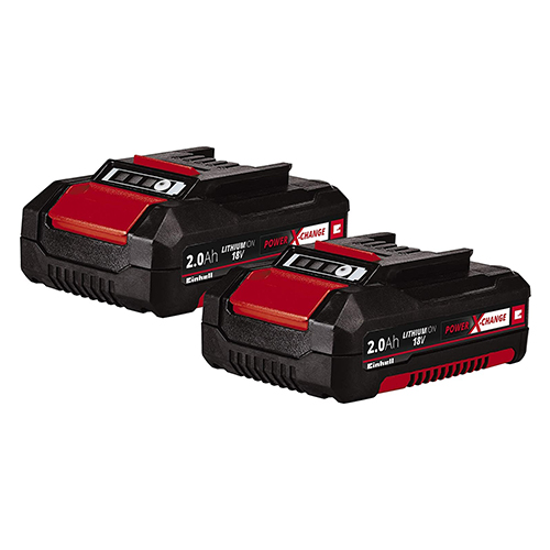 Batería Power X-Change 2,0 Ah Twin Pack EINHELL