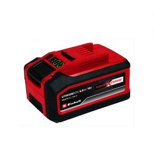 Batería 6,0 Ah con switch 4,0 Ah Plus