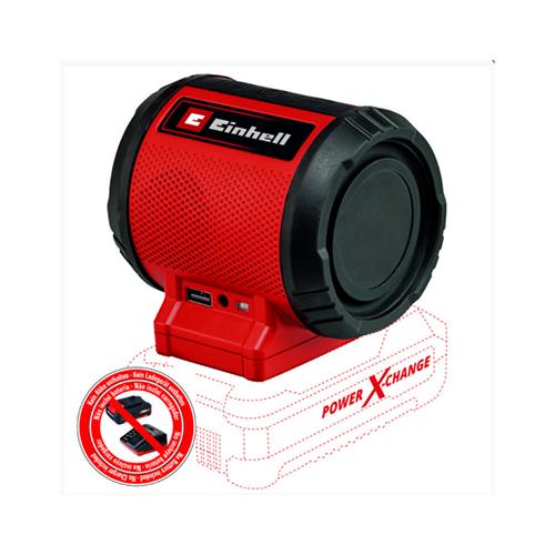 Parlante Bluetooth TE-SR 18 LI BT SOLO EINHELL